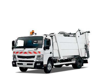 Мусоровоз FUSO CANTER TF